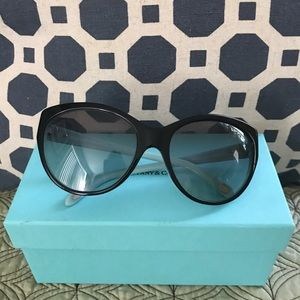 Tiffany Cat-eye Sunglasses
